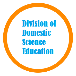 Division of Domestic Science Education