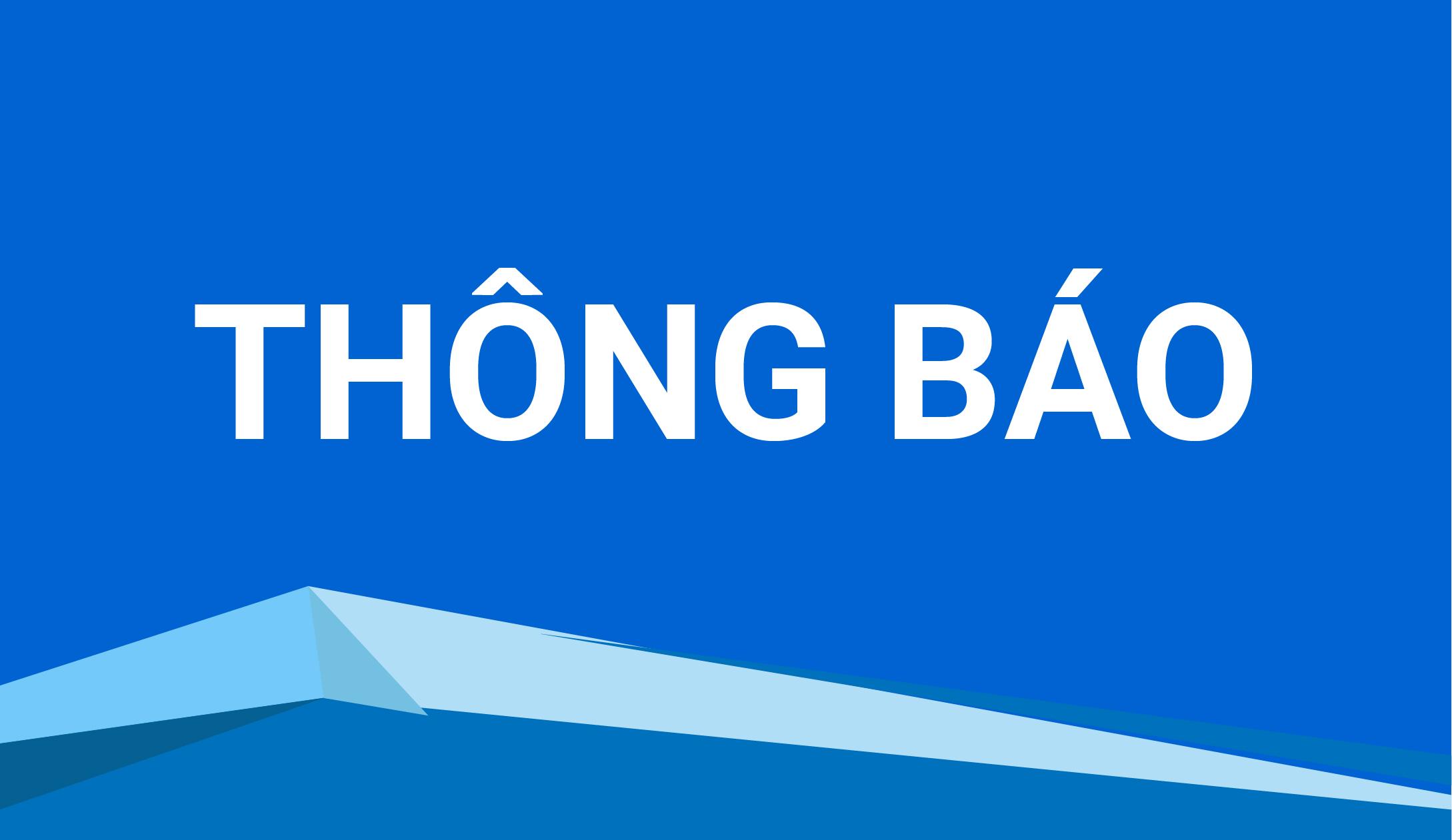 Thông báo học sinh 12 đến trường học trở lại từ ngày 20/4/2020
